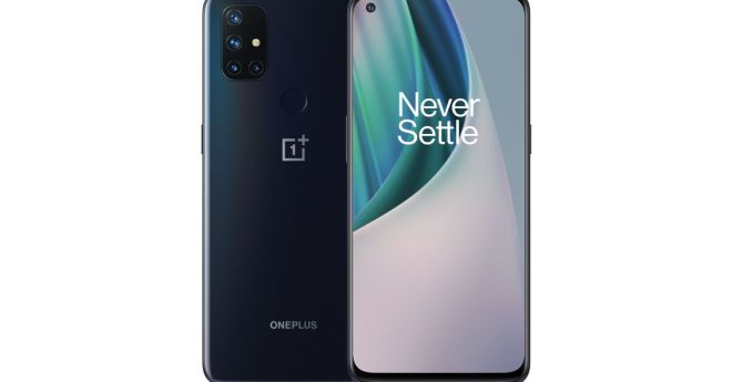 OnePlus announces two new affordable Nord phones