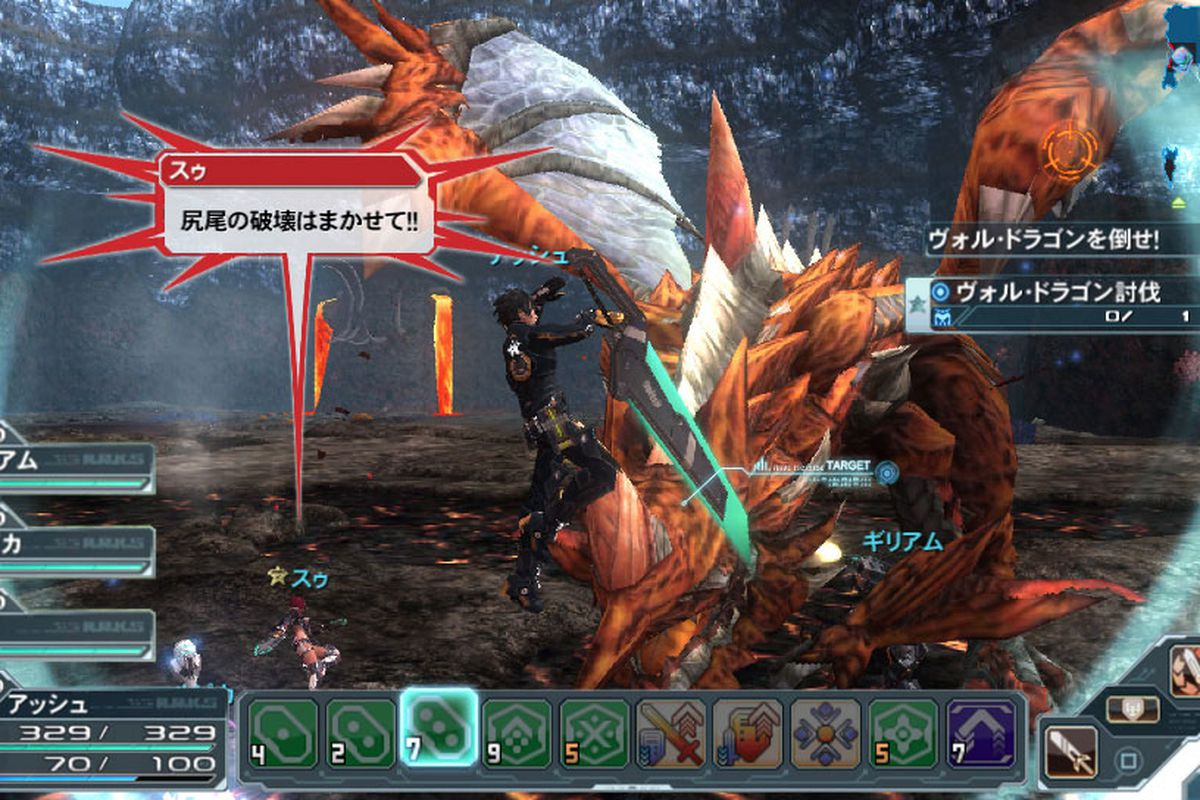 Phantasy Star Online 2 For PS Vita Is Free To Play Cross Platform With PC Version Polygon