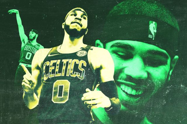 Jayson Tatum Is Everything the Celtics Need Him to Be - The Ringer