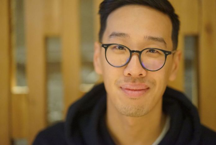 A headshot of Daniel Kwan