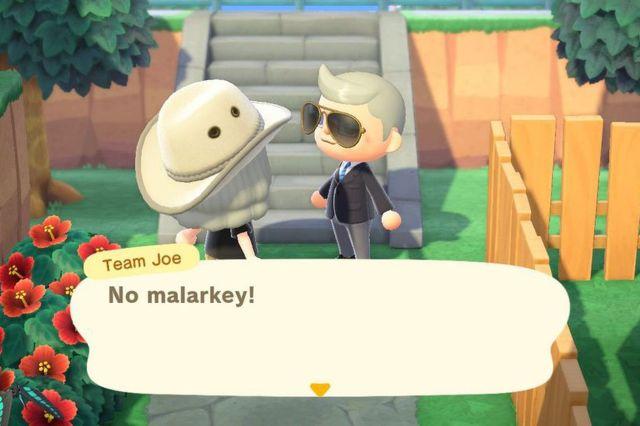 """""""No Malarkey!"""""""