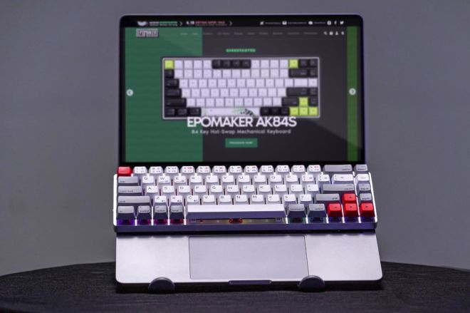 nt68_photo_3_min_1.0 Epomaker's NT68 is a mechanical alternative to your MacBook's keyboard | The Verge