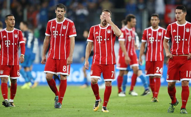 Match Awards From Bayern Munich S Disappointing 2 0 Loss