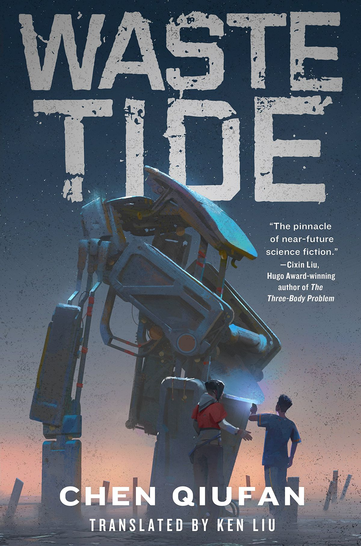 Waste Tide Is A Chilling Sci Fi Novel About Class War And
