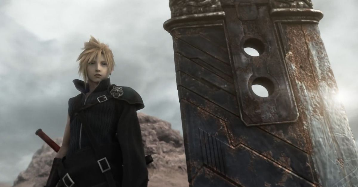 Final Fantasy VII: Advent Children is getting a 4K HDR remaster on June 8th