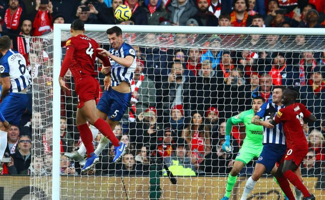 Liverpool 2 Brighton 1 Match Recap Annnnd Breathe