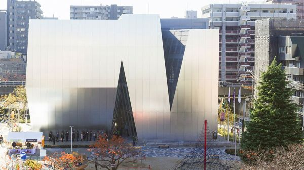 Sumida Hokusai Museum Open In Tokyo - Curbed