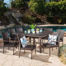 Outdoor Furniture 12 Affordable Patio Dining Sets
