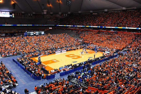 20 Syracuse Carrier Dome Basketball Seating Pictures And Ideas On Weric