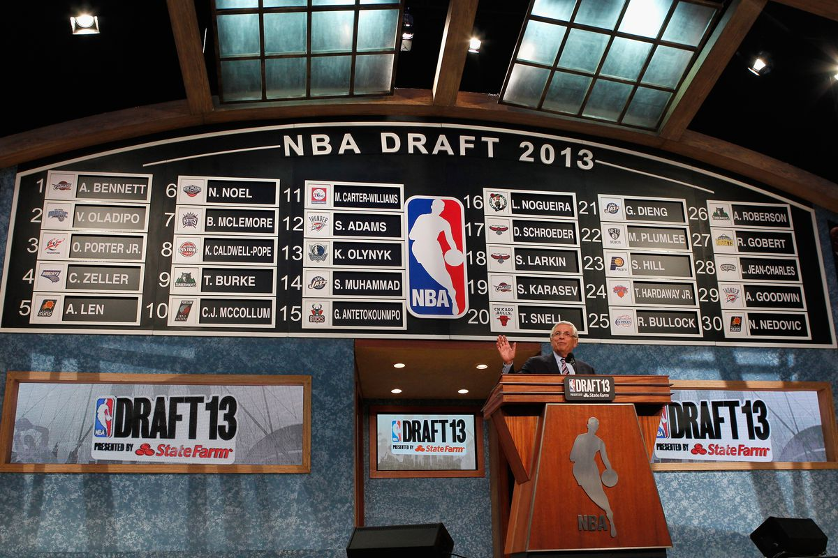 2014 NBA Draft order. schedule. time. and TV information - Fear The Sword