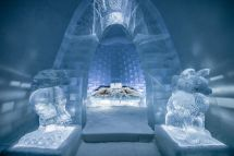 Icehotel 2019 Opens In Sweden - Curbed