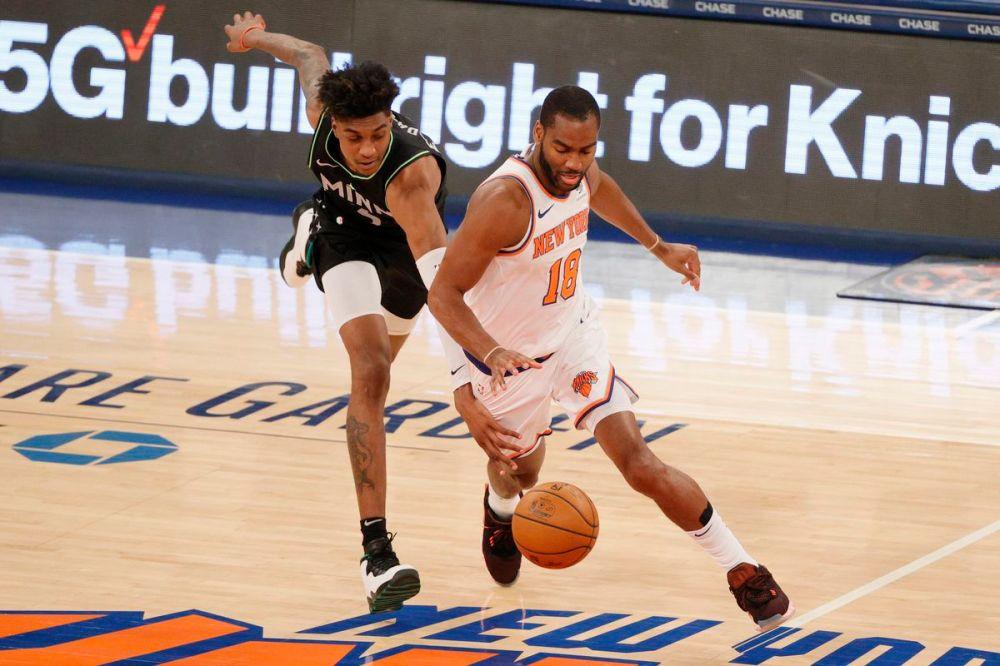 Αποτέλεσμα εικόνας για New York Knicks - Minnesota Timberwolves 103-99