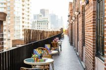 Broken Shaker Rooftop Bar Opens In Freehand