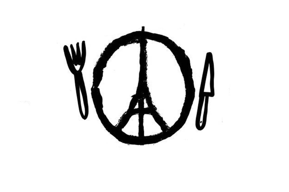 Paris restaurants defy terrorism in the most French way