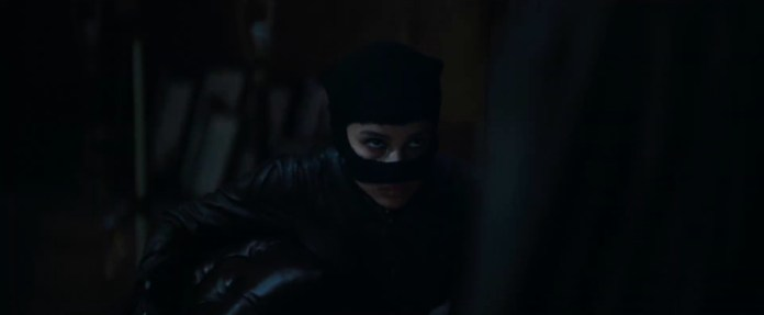 selina kyle aka catwoman in The Batman 2021