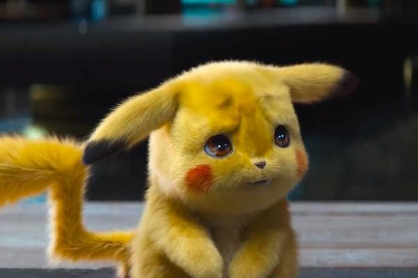 Detective Pikachu Trailer Debating Live-action