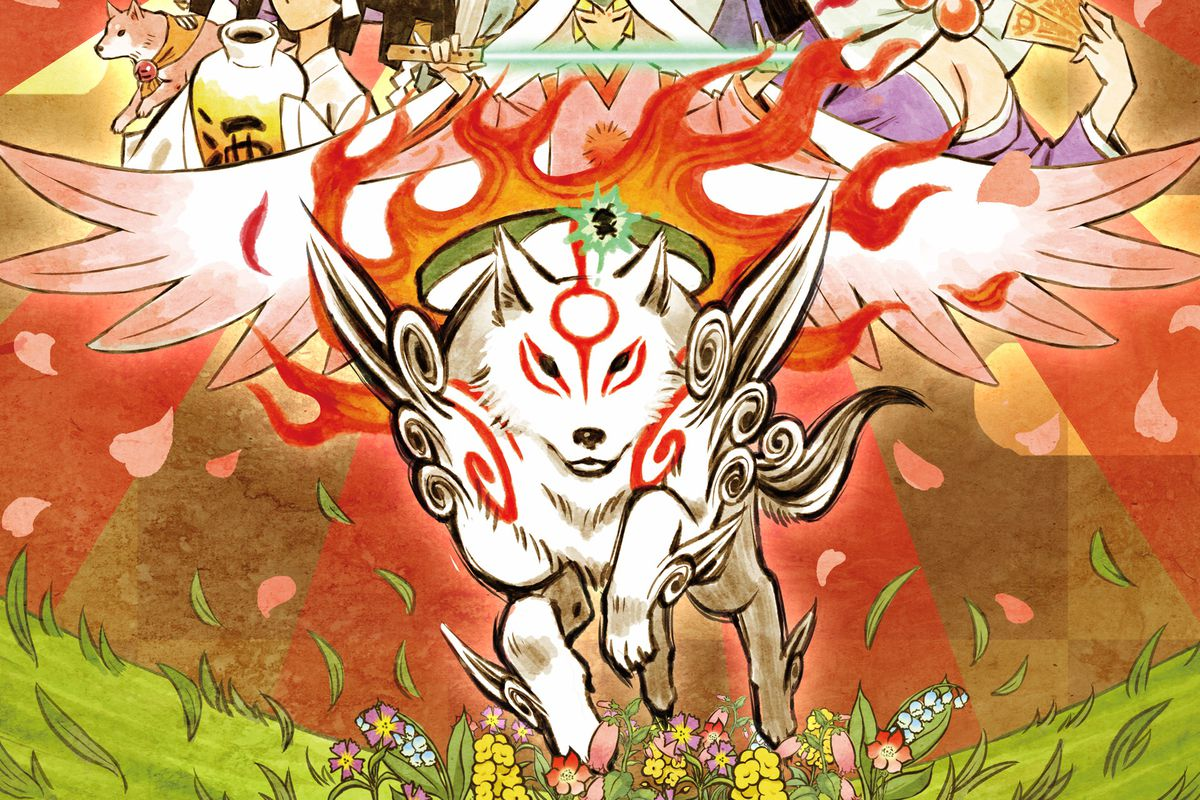 The Okami HD Re Release Is The Perfect Example Of A