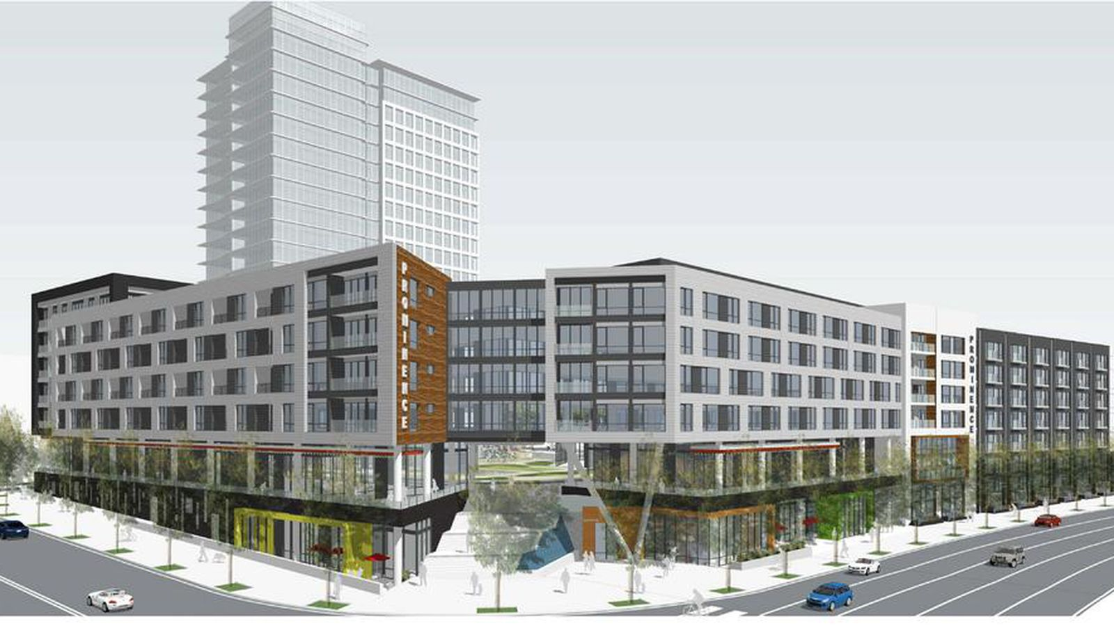 Apartment Project Proposed For Already Traffic Clogged