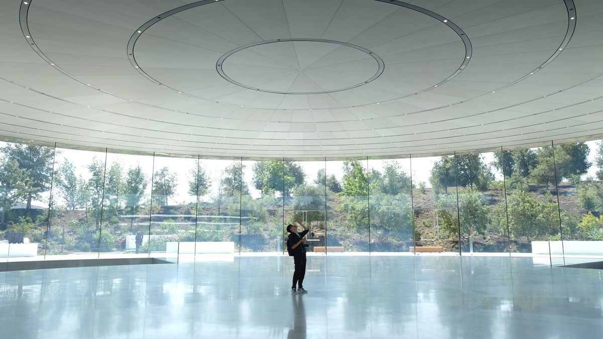 apple park the one
