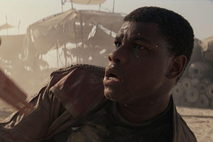 John Boyega, Star Wars, JJ Abrams