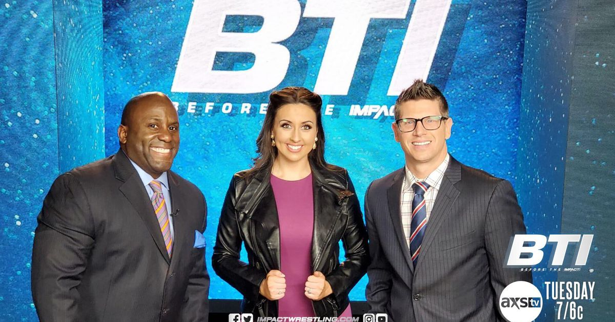 Josh Mathews is back on TV with a new show