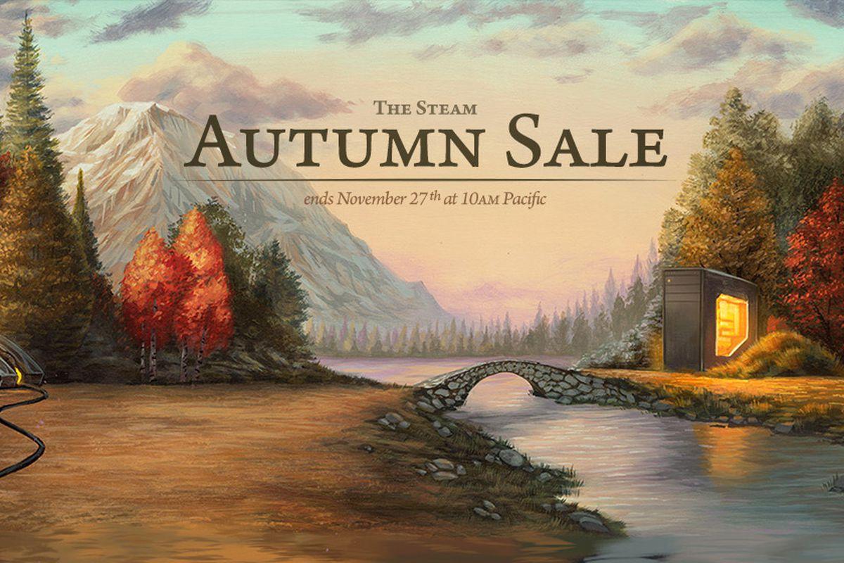 Autumn Fall Live Wallpaper Steam Autumn Sale 2018 Steam Awards Voting Begin Polygon