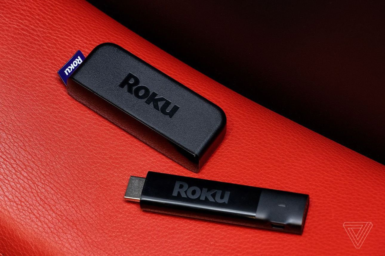 A picture of the Roku Premiere and Roku Streaming Stick Plus.