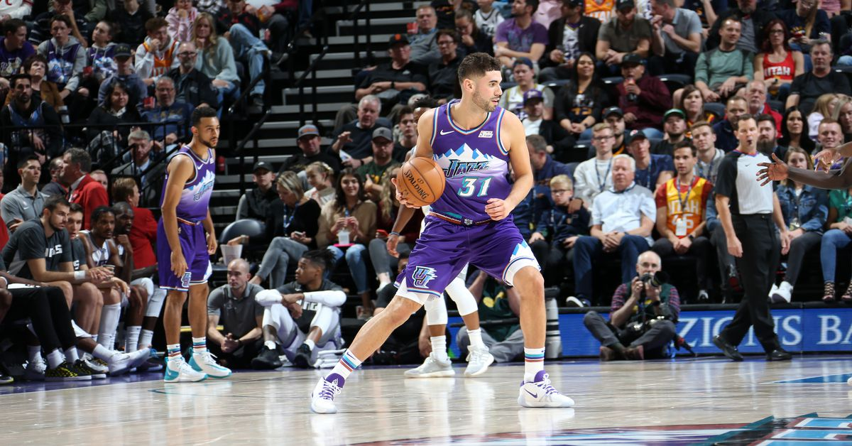 Utah Jazz Rank: Georges Niang voted 9th - SLC Dunk