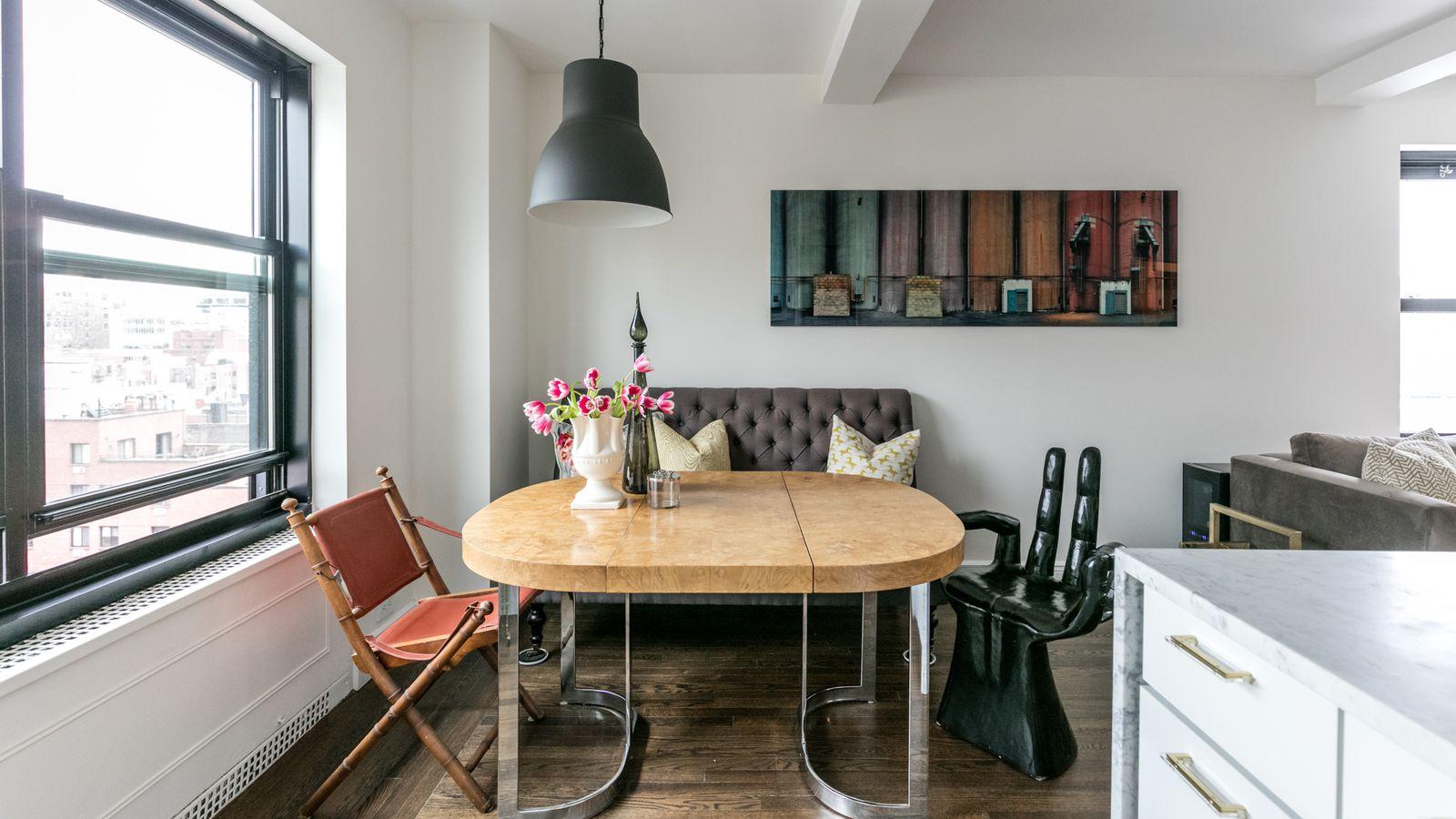 An Interior Designers Gut Renovation Transforms a Dated