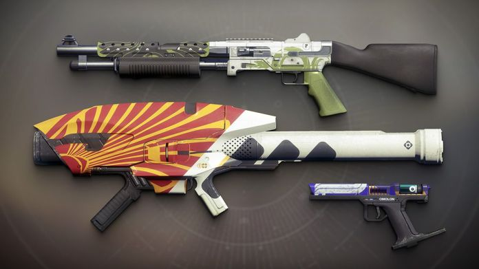 June 2018 Faction Rallies weapons - Destiny 2