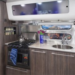 Kitchen Equipment Rental Los Angeles Shelving Unit Airstream 2 Go Lets You Try Camper Life On For Size Curbed