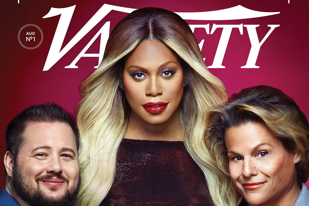 Variety dedicates its latest issue to trans representation in Hollywood  The Verge