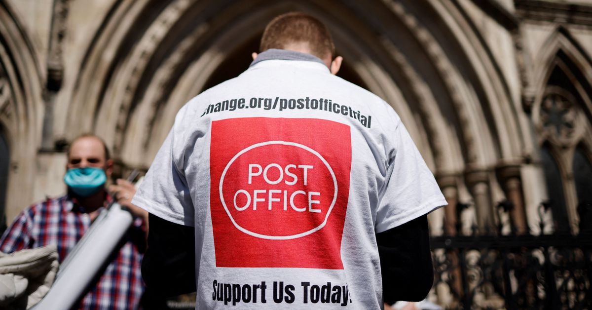 Bad software sent postal workers to jail, because no one wanted to admit it could be wrong