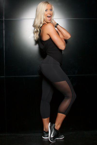 NYCs Hottest Trainer 2015 Contestant 15 Amanda Butler