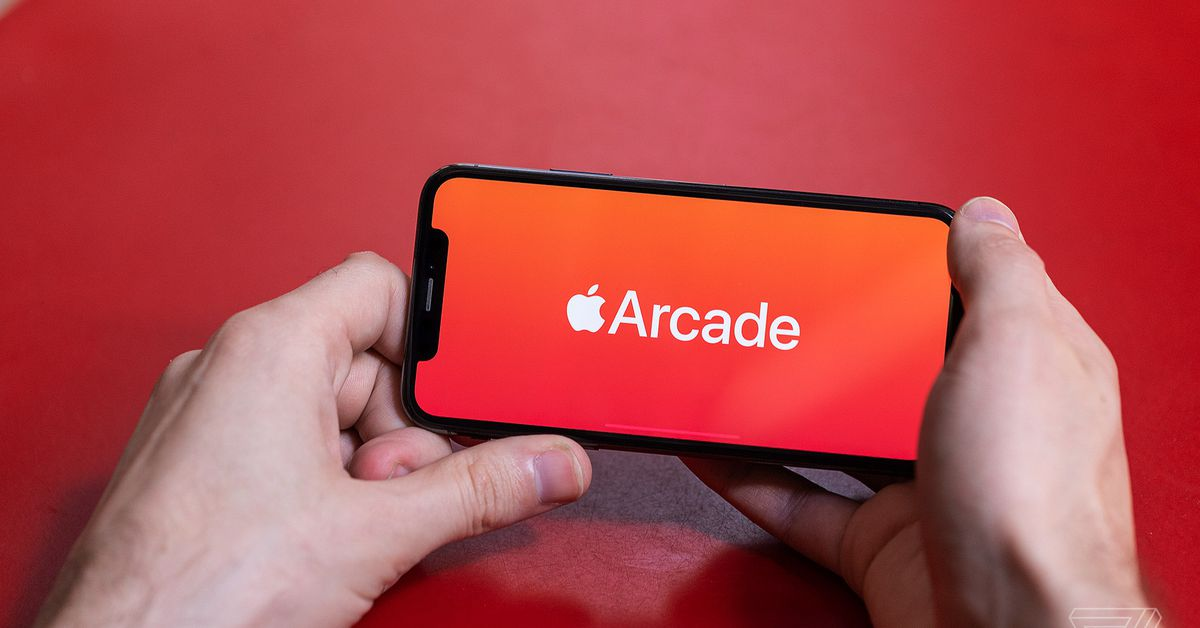 Apple Arcade just got a huge update of new games, including some mobile classics