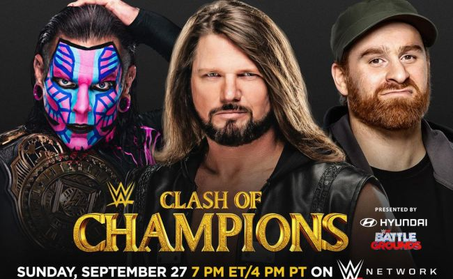 Wwe Clash Of Champions 2020 Match Card Rumors Cageside Seats