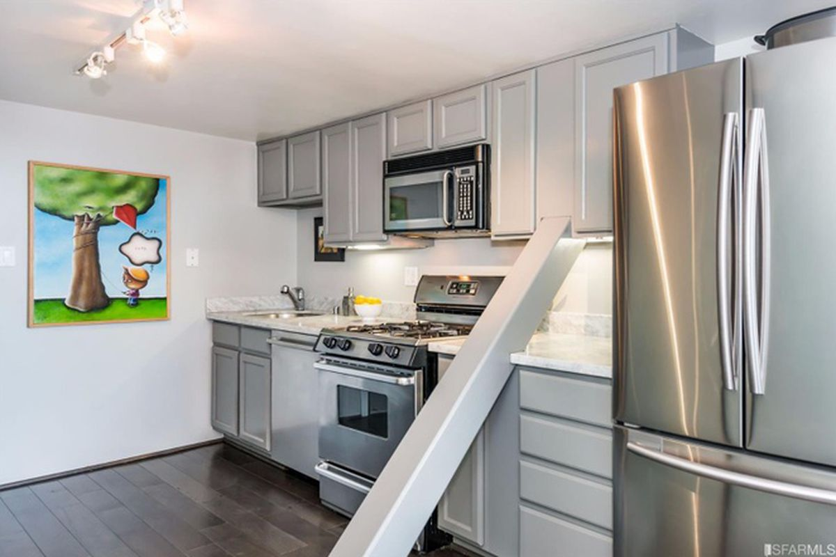 old kitchen cabinets for sale boots soma loft features ludicrous - curbed sf