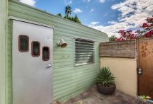 Darling '50s Trailer Home In Palm Springs