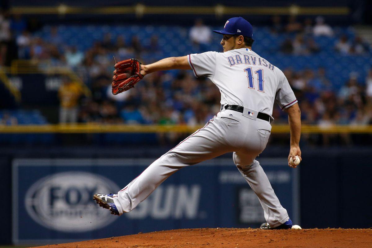 MLB Trade Rumor Grade Yu Darvish To The Dodgers? SBNation Com