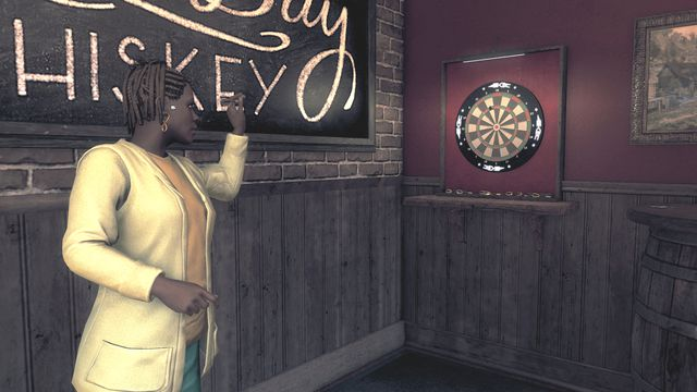dartsWDL.0 I can't stop playing darts in Watch Dogs: Legion | Polygon