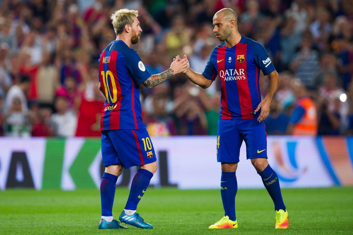 2016 2017 Bilbao Vs Messi