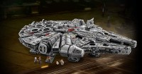 The new 7,541-piece Lego Millennium Falcon is the biggest ...