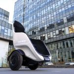Segway S Newest Self Balancing Vehicle Is An Egg Shaped Wheelchair The Verge