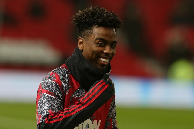 Angel Gomes wanted loan move in January