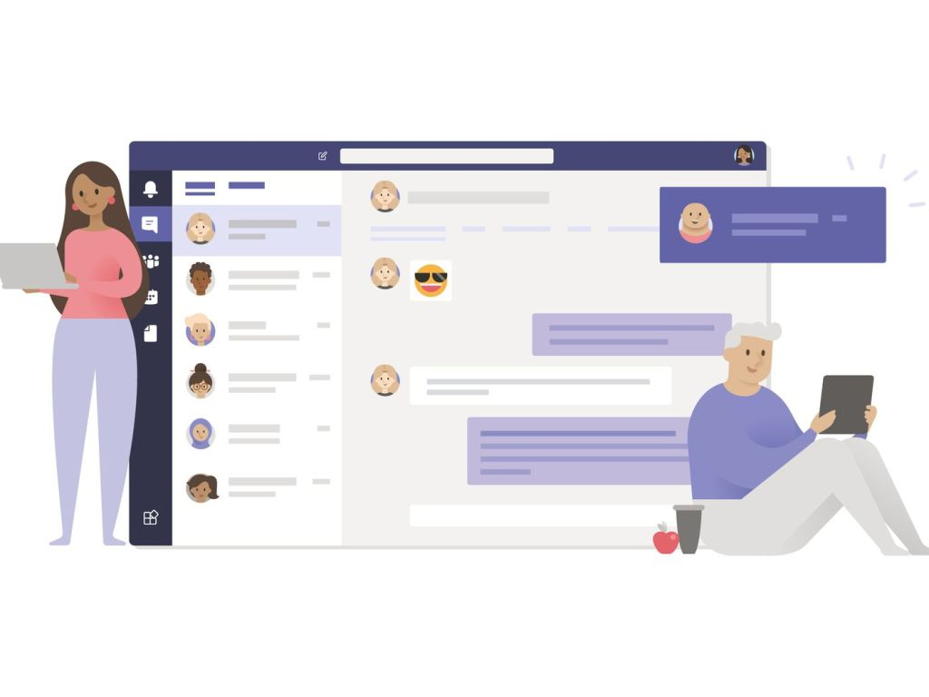 Microsoft Teams now available for personal use as Microsoft targets friends  and families - The Verge