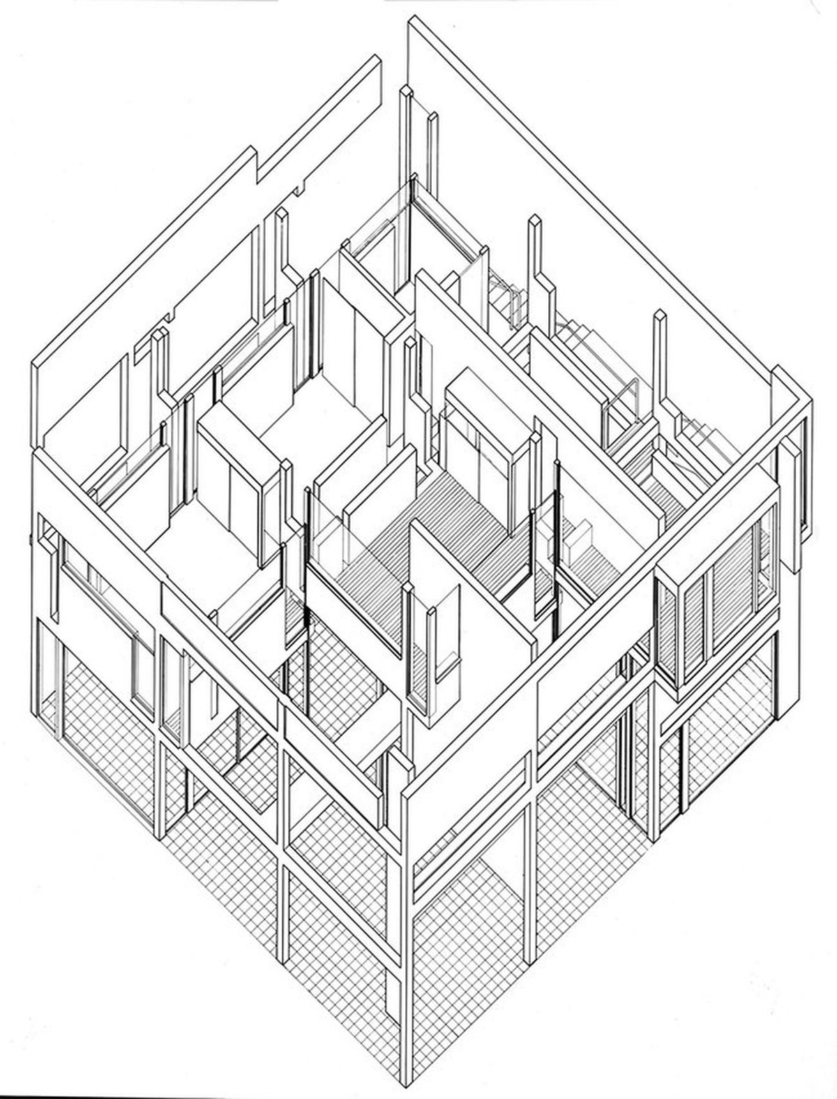 Peter Eisenman S House Ii Lists For 850k In Vermont
