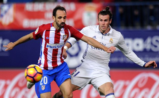 Real Madrid Vs Atletico De Madrid 2017 La Liga Predicted