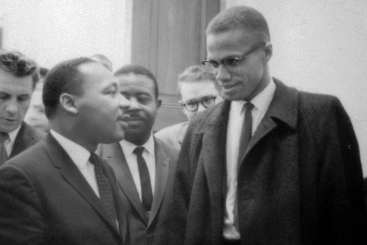 mlk and malcolm x venn diagram 2002 jeep grand cherokee radio wiring martin luther king has made the negro in america unnatural