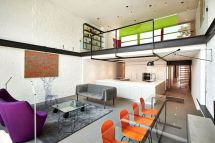 Houses Open-plan Interiors - Curbed