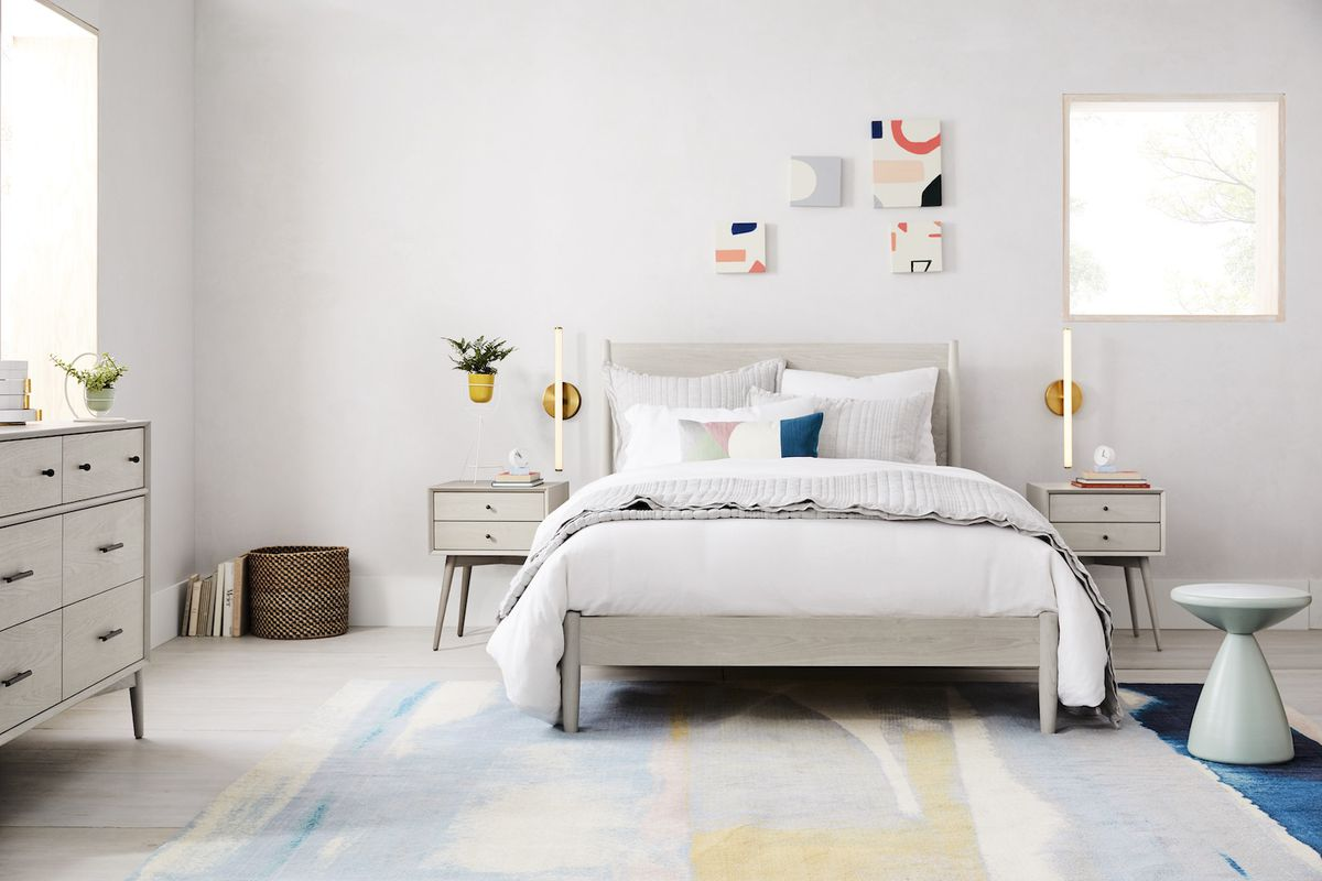 West Elm Rent the Runway partner for bedding rentals  Curbed